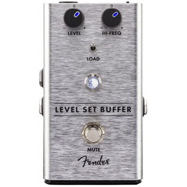 EFFET FENDER LEVEL SET BUFFER