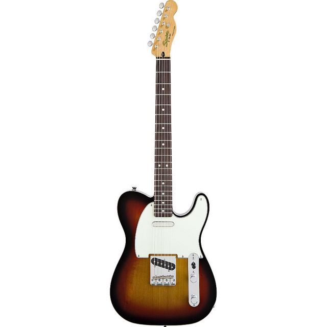 SQUIER CLASSIC VIBE CUSTOM SERIES