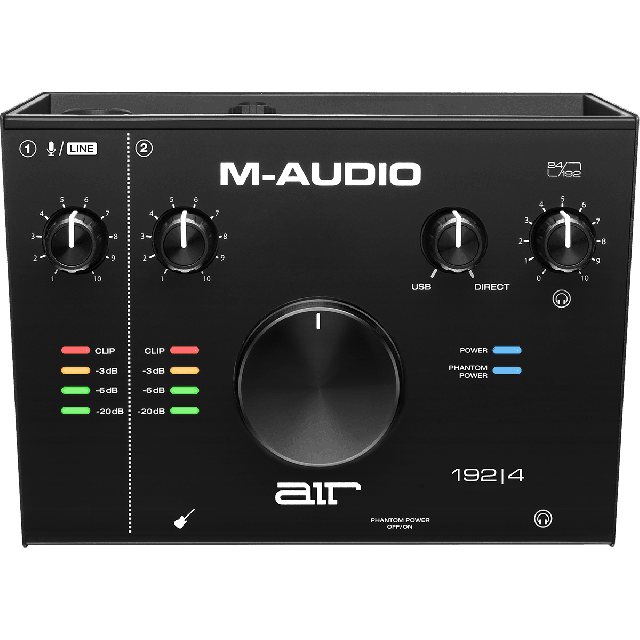 M-AUDIO INTERFACE SERIE AIR