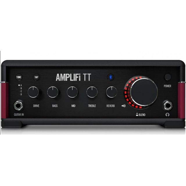PREAMPLI ET INTERFACE LINE6