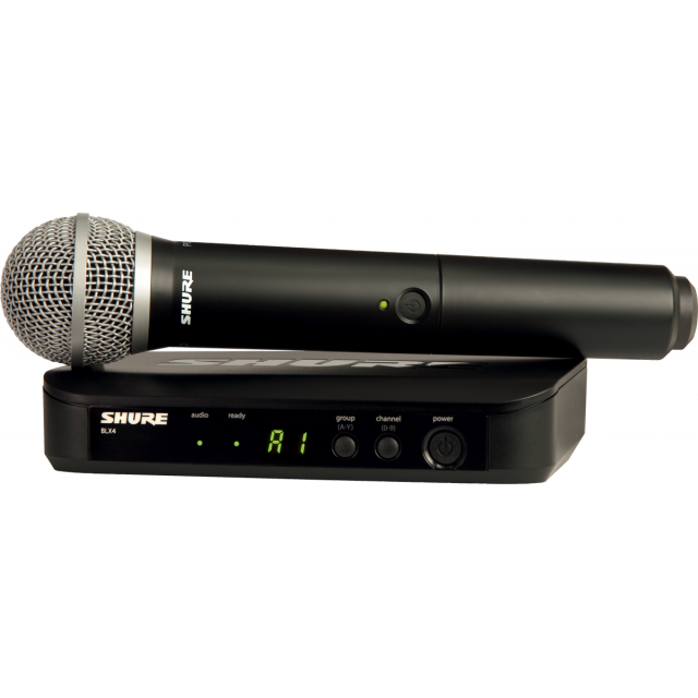 SHURE SYSTEME HF VOIX