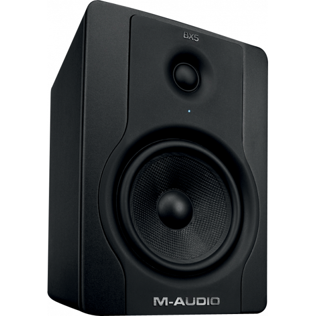 M-AUDIO ENCEINTE DE MONITORING (L'UNITE)