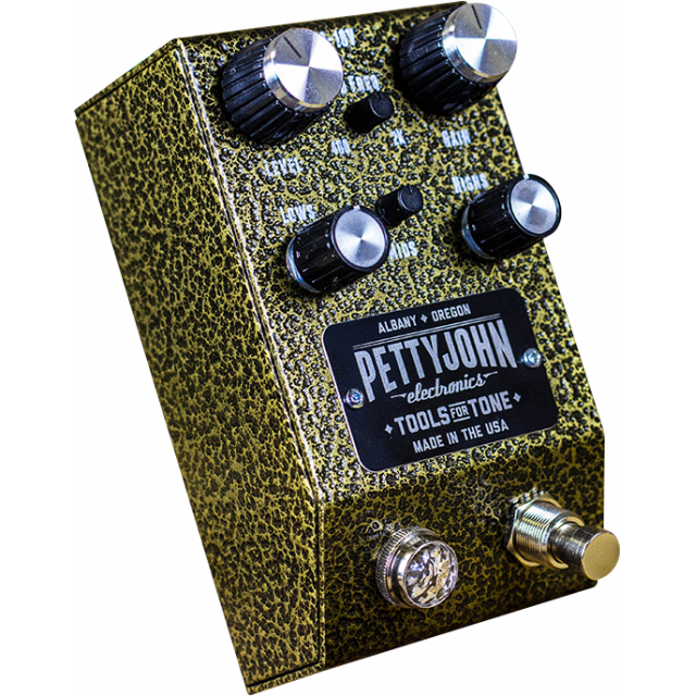 EFFET PETTY JOHN OVERDRIVE/DISTORTION