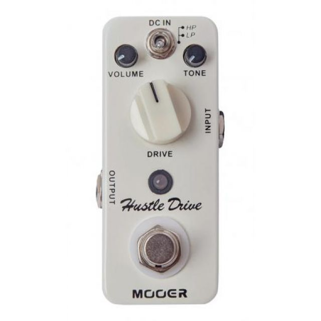 MOOER DISTORSION