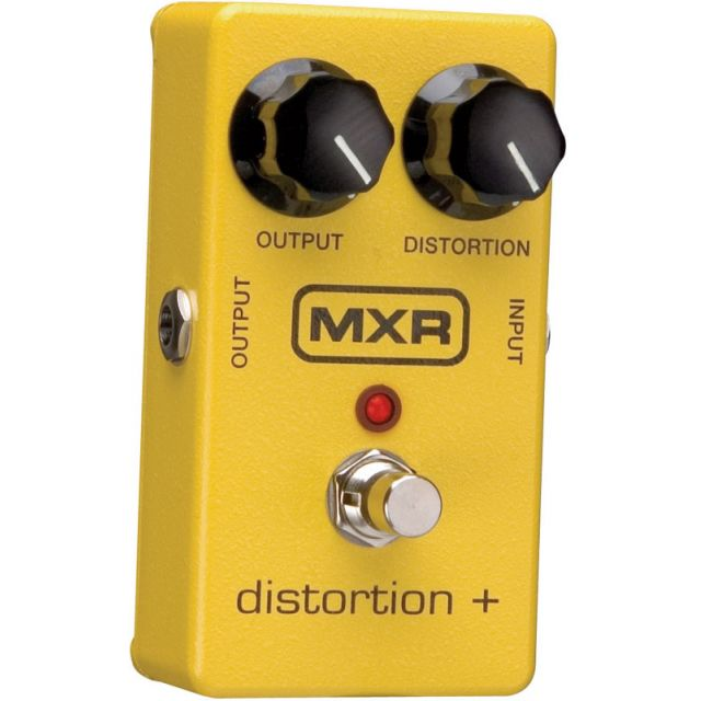 MXR DISTORSION +