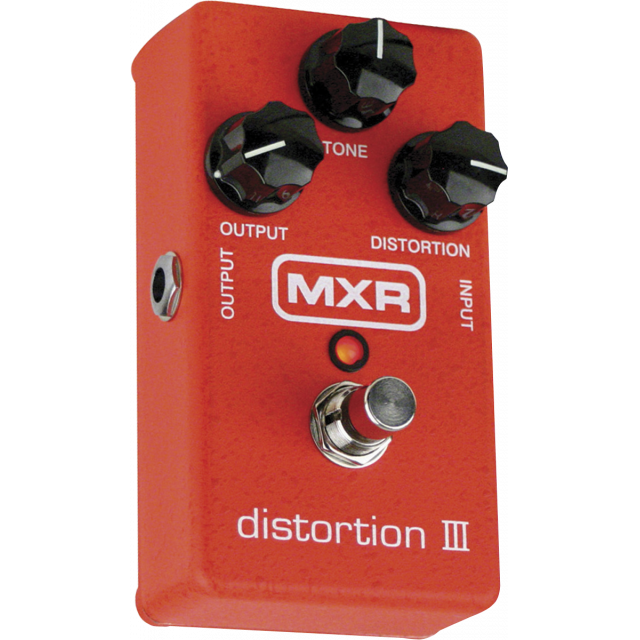 MXR DISTORSION III