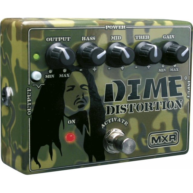 MXR DIME DISTORSION
