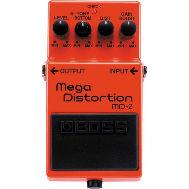 BOSS MEGA DISTORTION