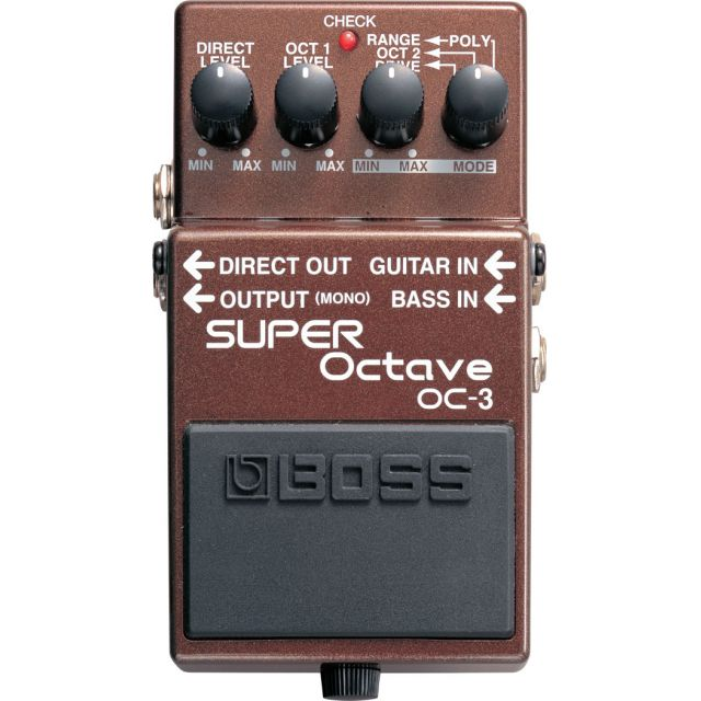 BOSS SUPER OCTAVE