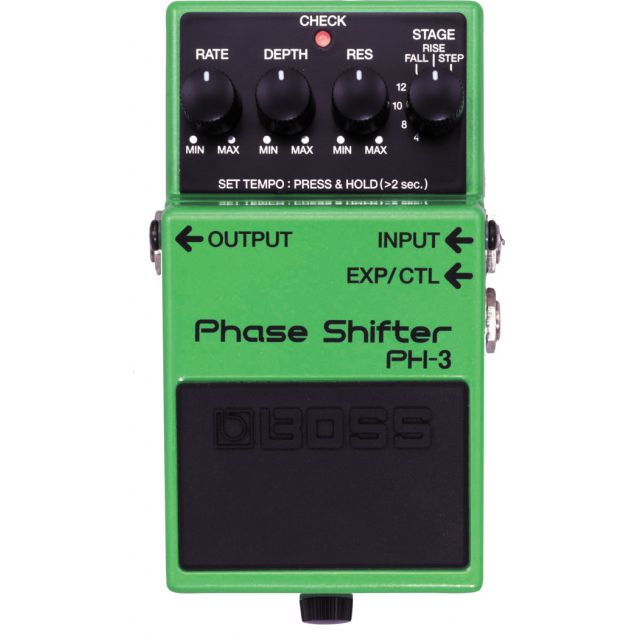 BOSS PHASER SHIFFER