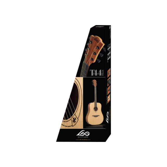 LAG PACK GUITARE ACOUSTIQUE
