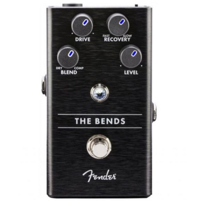 EFFET FENDER COMPRESSOR THE BENDS