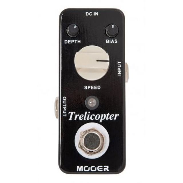 MOOER TREMOLO OPTIQUE