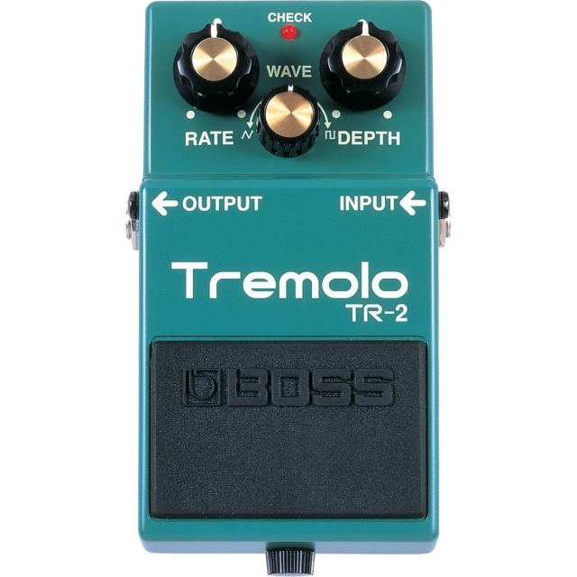 BOSS TREMOLO