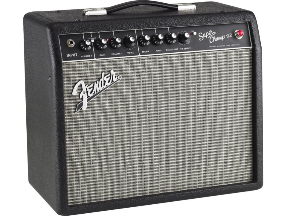 FENDER SUPER CHAMP SERIES