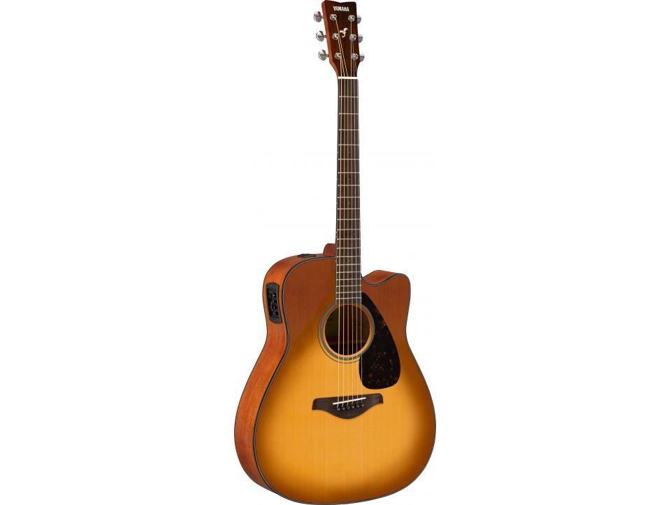 GUITARE ELECTRO-ACOUSTIQUE YAMAHA SERIE FGX