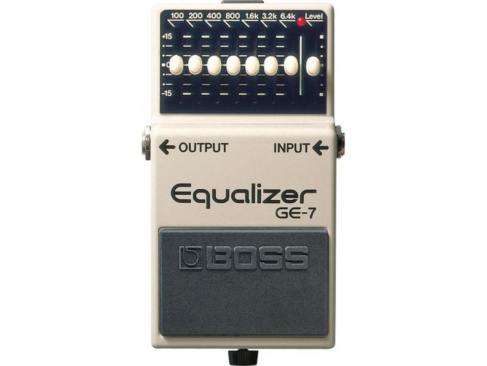 BOSS EQUALIZER