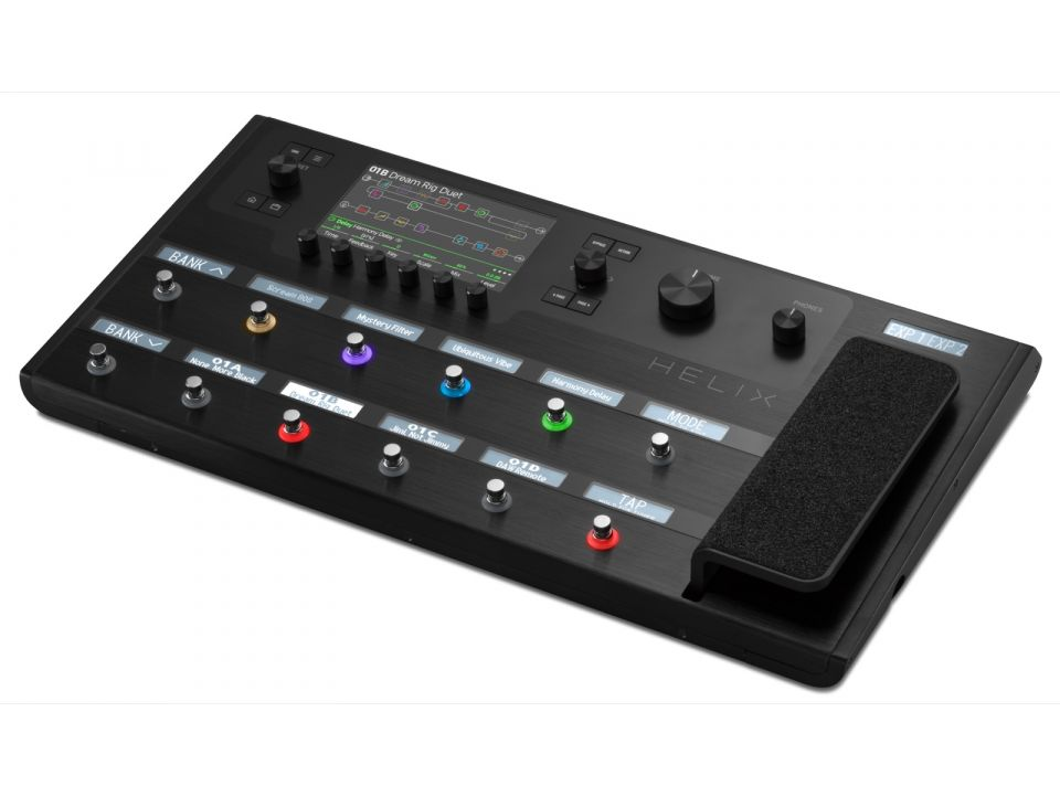 MULTI-EFFECTS LINE6