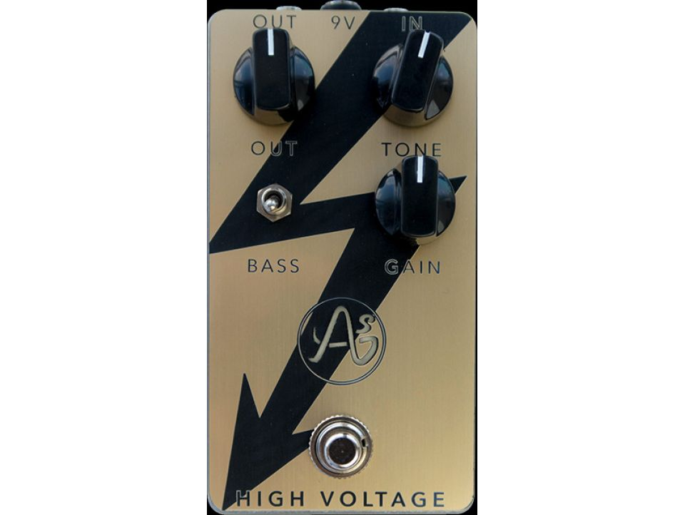 EFFET HIGH VOLTAGE GOLD ANASOUNDS