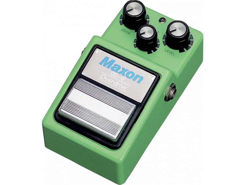 EFFET MAXON OVERDRIVE/DISTORTION