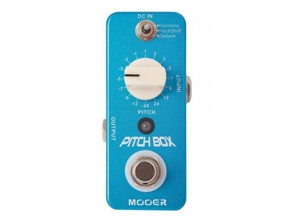 MOOER PITCH SHIFTER