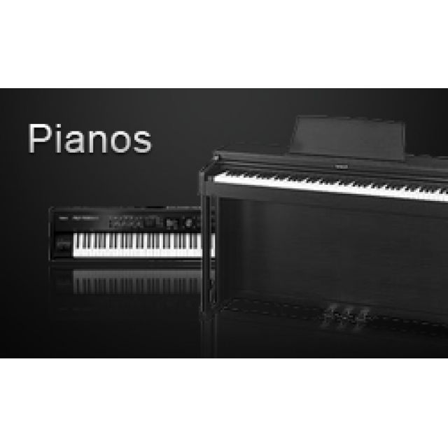 Pianos - Claviers