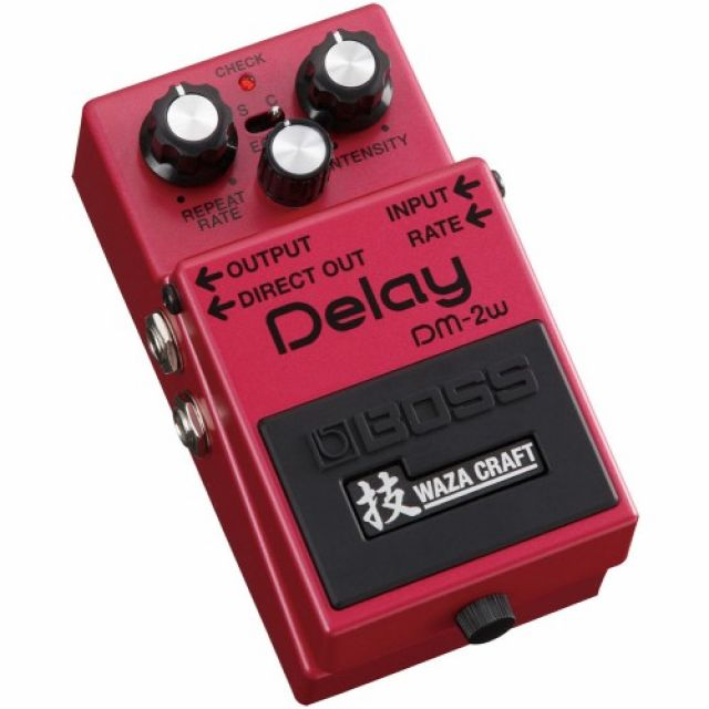 BOSS DELAY WAZACRAFT