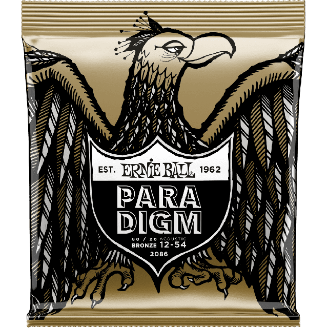 ERNIE BALL 12-54 PARADIGM BRONZE