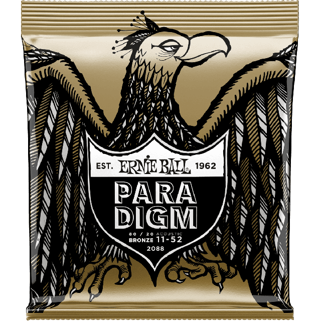 ERNIE BALL 11-52 PARADIGM BRONZE