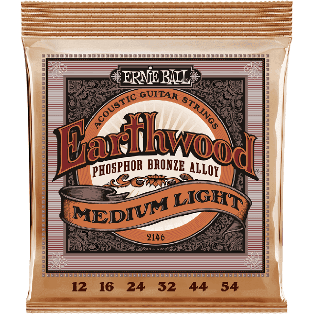 ERNIE BALL 12-54 PHOSPHORE BRONZE