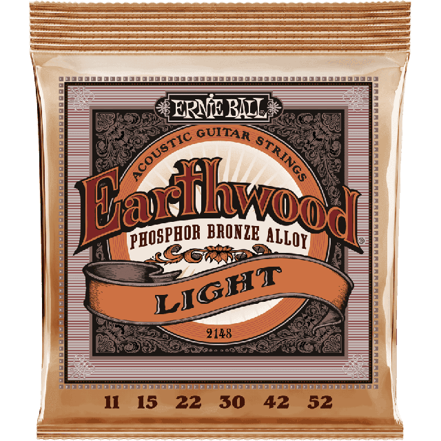 ERNIE BALL 11-52 PHOSPHORE BRONZE