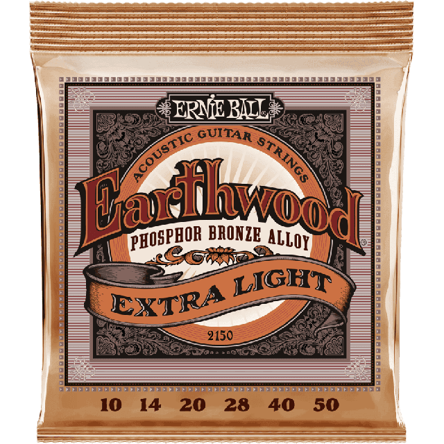 ERNIE BALL 10-50 PHOSPHORE BRONZE