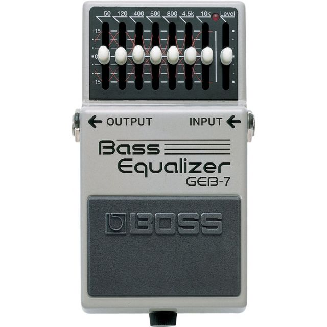 BOSS BASS EQUALIZER