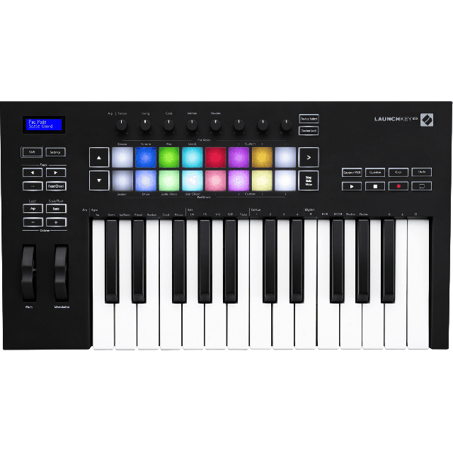 NOVATION SERIE LAUNCHKEY