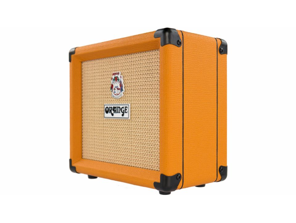 ORANGE AMPLI ELECTRIQUE SERIE CRUSH
