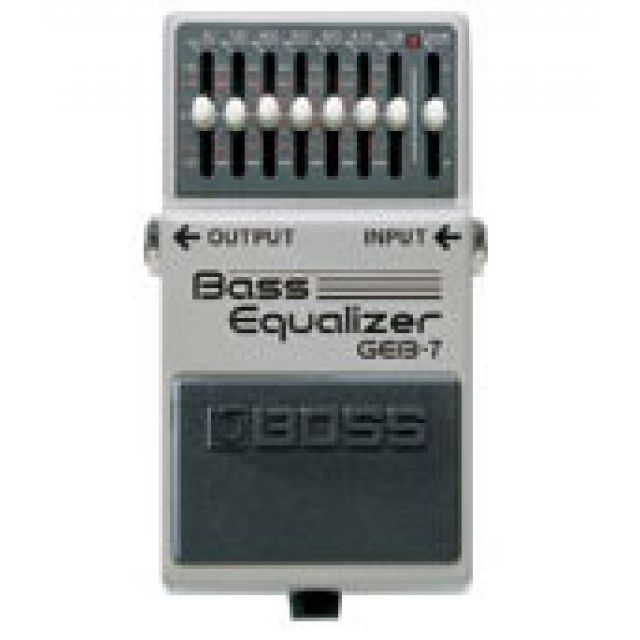 Effets guitare basse